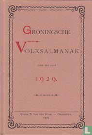 Groningsche Volksalmanak 1929