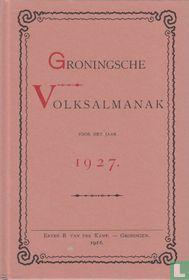 Groningsche Volksalmanak 1927