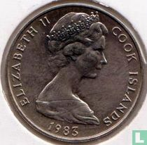 Cookeilanden 10 cents 1983