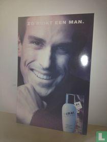 zo ruikt een man  tabac aftershave