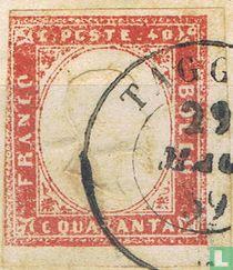 Sardinien - Viktor Emanuel II