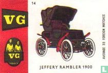 Jeffery Rambler 1900