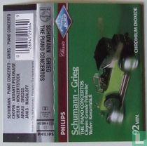 Schumann - Grieg  Piano Concertos