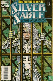 Silver Sable & The Wild Pack 30