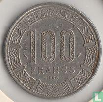 Cameroon 100 francs 1986