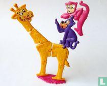 Twiggy und die Affenbande