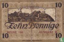 Germany 10 pfennig 1918
