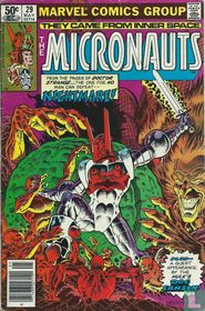 The Micronauts 29