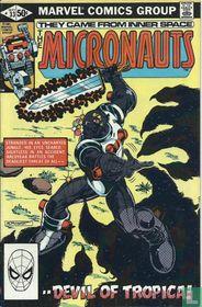 The Micronauts 33