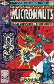The Micronauts 24
