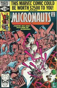 The Micronauts 21
