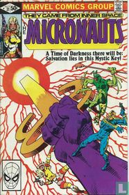 The Micronauts 31