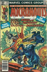 The Micronauts 28
