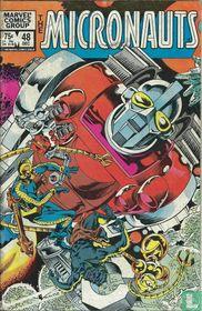 The Micronauts 48