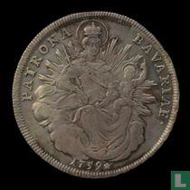 Beieren 1 thaler 1759