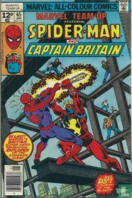 Marvel Team-Up 65