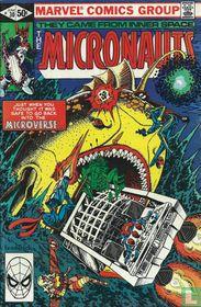 The Micronauts 30