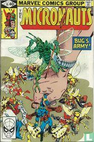 The Micronauts 19