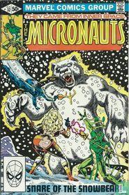 The Micronauts 32