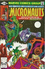 The Micronauts 25