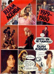 Rijam agenda 1979-1980