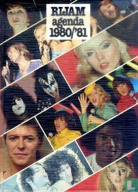 Rijam agenda 1980/'81