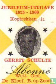 Gerrit Schulte Koptrekken 11