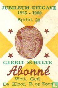 Gerrit Schulte Sprint 20