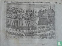 'Schermusing by Gent vande Malcontens en den leger vanden Hertoge van Brabant.