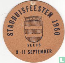 Stadhuisfeesten 1960 Sluis