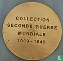France, WW2 Commemorative Medal - Les Allies, 1945