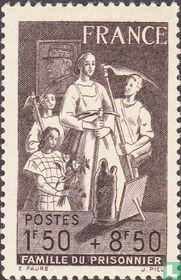 Familie van krijgsgevangenen