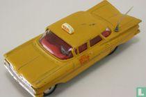 `Chevrolet` New York Taxi Cab