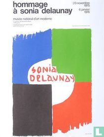 Hommage à Sonia Delaunay