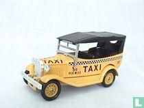 Ford Model-A Taxi NY