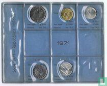 Italië jaarset 1971