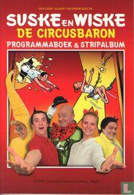 De circusbaron - Programmaboek & stripalbum
