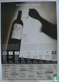 Albert Heijn reclame poster (1998)
