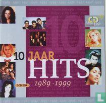 10 jaar hits  1989-1999