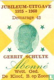 Gerrit Schulte Demarage 43