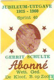 Gerrit Schulte Sprint 40