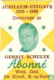 Gerrit Schulte Demarage 45