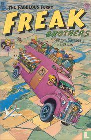 Freak Brothers 11
