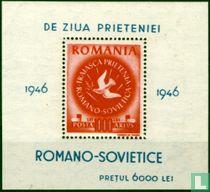 Vriendschap Roemenië-USSR