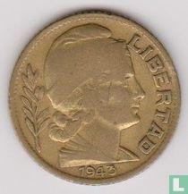 Argentinië 10 centavos 1943