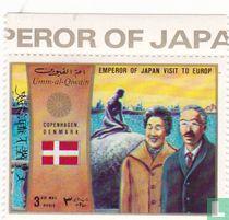 Keizer van Japan in Europa
