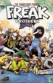 Freak Brothers 13