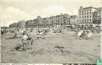 21. Wenduine La Plague et Digue Strand en Zeedijk