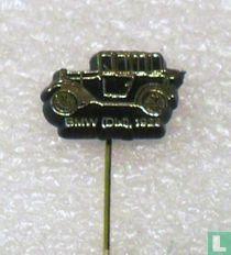 BMW Dixi 1928 [goud op zwart]