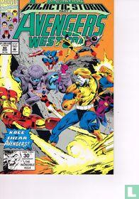 Avengers West Coast 80